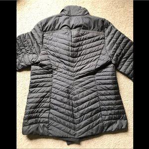 Athleta Jackets & Coats - Athleta Asymmetrical Zip Jacket